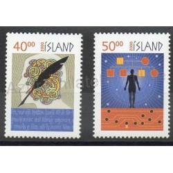 Islande - 2000 - No 886/887