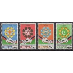 Kenya - 1984 - Nb 301/304 - Religion