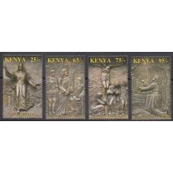 Kenya - 2005 - No 756/759 - Pâques