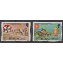 Man (Ile de) - 1974 - No 35/36 - Histoire - Ponts