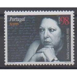Portugal (Açores) - 1996 - No 446 - Célébrités - Europa