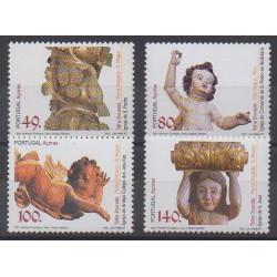 Portugal (Azores) - 1997 - Nb 452/455 - Art