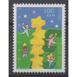 Portugal (Azores) - 2000 - Nb 465 - Europa