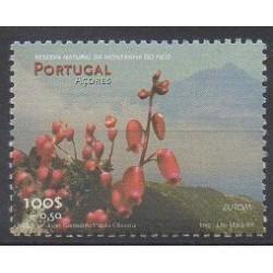 Portugal (Açores) - 1999 - No 460 - Parcs et jardins - Europa