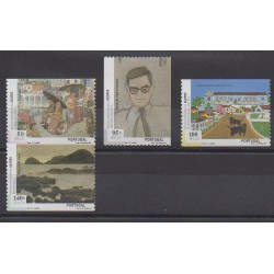 Portugal (Azores) - 1999 - Nb 461a/464a