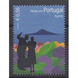 Portugal (Azores) - 2004 - Nb 491 - Europa