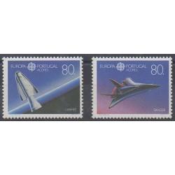 Portugal (Açores) - 1991 - No 405/406 - Espace - Europa