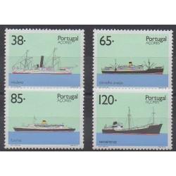 Portugal (Açores) - 1992 - No 420/423 - Navigation