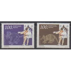 Portugal (Açores) - 1994 - No 436/437 - Europa
