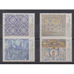 Portugal (Açores) - 1994 - No 432/435 - Art