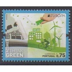 Portugal (Açores) - 2016 - No 604 - Environnement - Europa