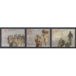 Portugal (Madère) - 2001 - No 220/222