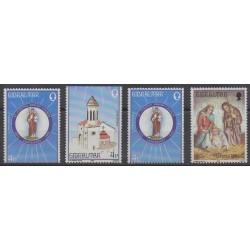 Gibraltar - 1985 - No 509/512 - Noël
