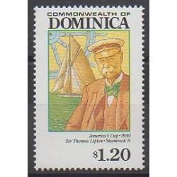 Dominique - 1992 - No 1473 - Navigation