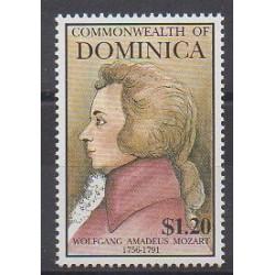 Dominique - 1992 - No 1457 - Musique