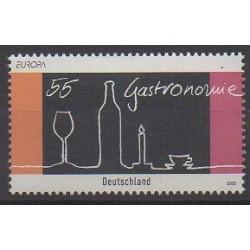 Allemagne - 2005 - No 2282 - Gastronomie - Europa