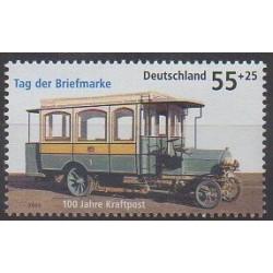 Allemagne - 2005 - No 2281 - Service postal - Philatélie