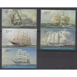 Allemagne - 2005 - No 2289/2293 - Navigation