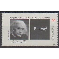 Allemagne - 2005 - No 2303 - Sciences et Techniques
