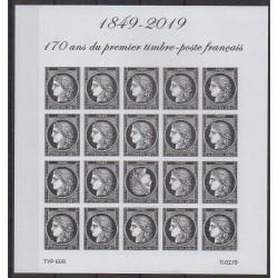 France - Blocks and sheets - 2019 - No F5305 - Philately