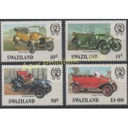 Swaziland - 1985 - Nb 486/489