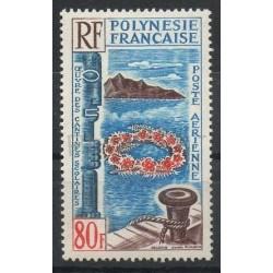 Polynesia - Airmail - 1965 - Nb PA15