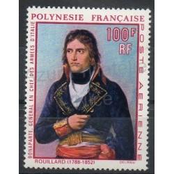 Polynésie - Poste aérienne - 1969 - No PA31 - Napoléon
