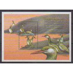Sierra Leone - 1992 - Nb BF185 - Prehistoric animals