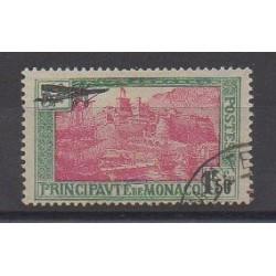 Monaco - Poste aérienne - 1933 - No PA1 - Oblitéré