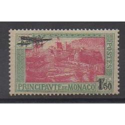Monaco - Airmail - 1933 - Nb PA1 - Mint hinged