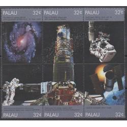 Palau - 1998 - No 1181/1186 - Espace