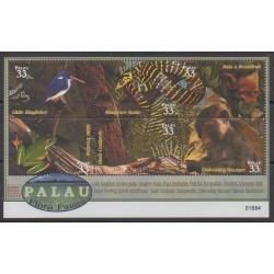Palau - 2000 - No 1629A/1629F - Animaux