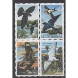 Palau - 1995 - No PA52/PA55 - Oiseaux