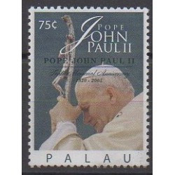 Palau - 2015 - Nb 3046 - Pope