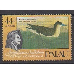 Palau - 1985 - Nb PA5 - Birds