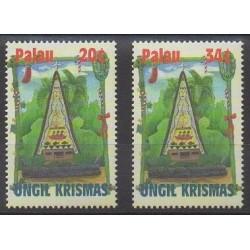 Palau - 2001 - No 1674/1675