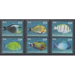 Palau - 2014 - No 2982/2987 - Animaux marins