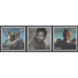 Palau - 2013 - No 2927/2929 - Célébrités