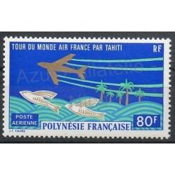 Polynésie - Poste aérienne - 1973 - No PA73