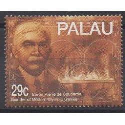 Palau - 1994 - No 646 - Jeux Olympiques d'été - Jeux olympiques d'hiver