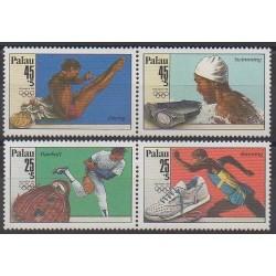 Palau - 1988 - No 220/223 - Jeux Olympiques d'été