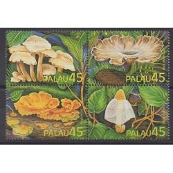 Palau - 1989 - Nb 233/236 - Mushrooms