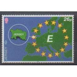 Jersey - 2000 - Nb 921 - Europe