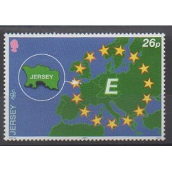Jersey - 2000 - No 921 - Europe