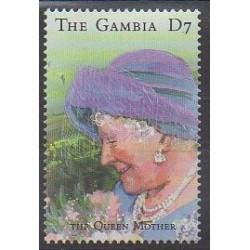 Gambie - 2000 - No 3385W - Royauté - Principauté