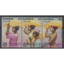 Gambie - 1995 - No 1820/1823