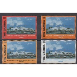Gambie - 1995 - No 1927/1930 - Aviation
