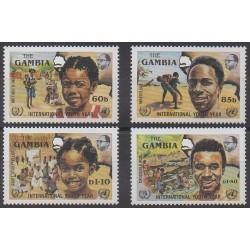 Gambie - 1985 - No 580A/580D - Enfance