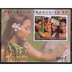 Polynésie - Blocs et feuillets - 2000 - No BF25