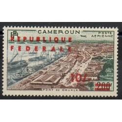 Cameroun - 1961- No PA 50b - Sites